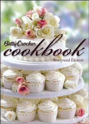 Betty Crocker Cookbook, Newlywed Edition   -