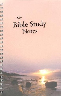 My Bible Study Notes   -