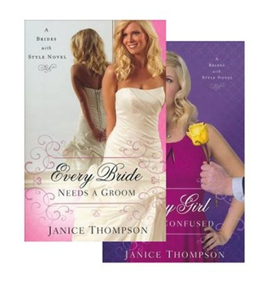 Brides with Style Series, Volumes 1 & 2  -     By: Janice Thompson