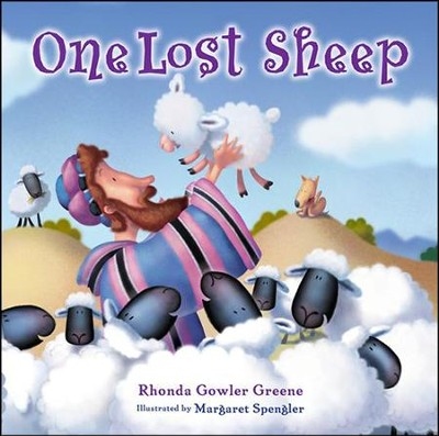 One Lost Sheep  -     By: Rhonda Gowler Greene