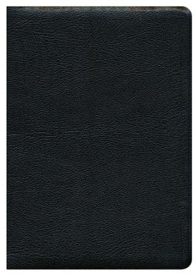 KJV Thompson Chain-Reference Bible, Black  Bonded Leather  -