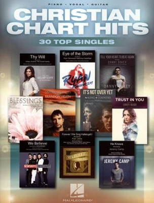 Christian Chart Hits: 30 Top Singles PVG  -