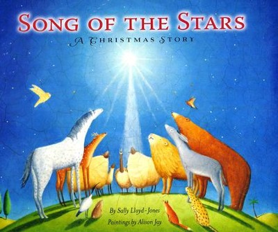 Song of the Stars Boardbook  -     By: Sally Lloyd-Jones