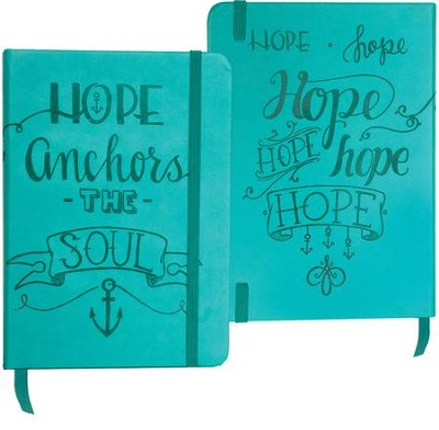 Hope Journal, Blue  -