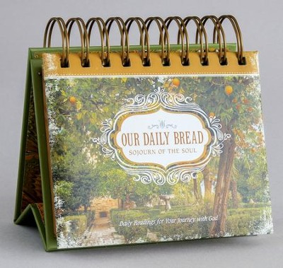 Our Daily Bread Perpetual Calendar: Sojourn of the Soul   -     By: Discovery House Publishers