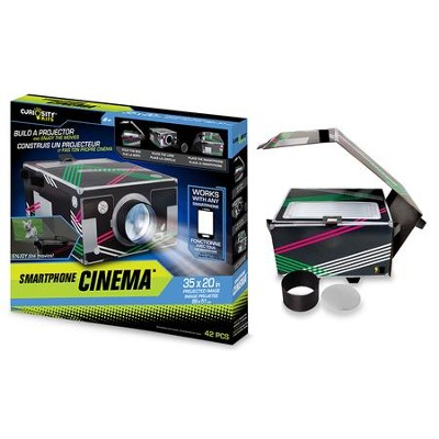Curiosity Kits Smartphone Cinema  -