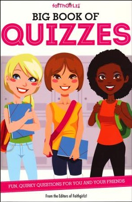 Big Book of Quizzes: Fun, Quirky Questions for You and Your Friends  -     By: Karen Bokram