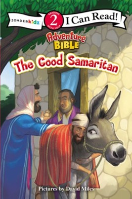 The Adventure Bible: The Good Samaritan, I Can Read!  -     By: David Miles