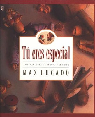 Tú Eres Especial   (You Are Special)   -     By: Max Lucado