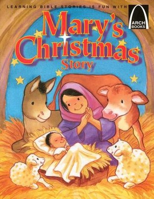 Mary's Christmas Story, Arch Book Series   -