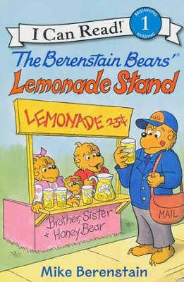 The Berenstain Bears' Lemonade Stand  -     By: Mike Berenstain     Illustrated By: Mike Berenstain