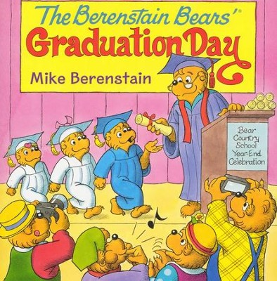 The Berenstain Bears' Graduation Day  -     By: Mike Berenstain     Illustrated By: Mike Berenstain