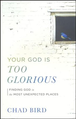 Your God Is too Glorious   -     By: Chad Bird