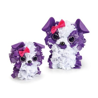 PlushCraft Puppy Family, 3D Mini  -