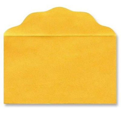 Small Blank Envelopes, 4.25 inch x 2.5 inch, Pack of 100   -