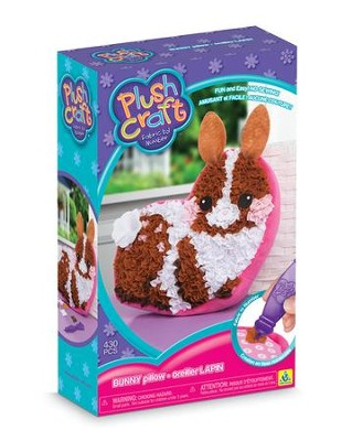 PlushCraft Bunny Pillow  -
