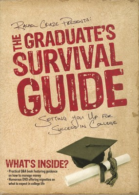 The Graduate's Survival Guide--Book and DVD   -     By: Rachel Cruze