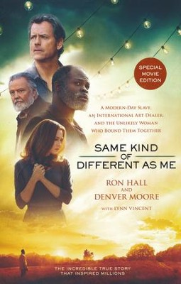 Same Kind of Different As Me, Movie Edition  -     By: Ron Hall, Denver Moore