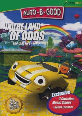 In the Land of Odds (Auto-B-Good Season 1, Volume 3)   -