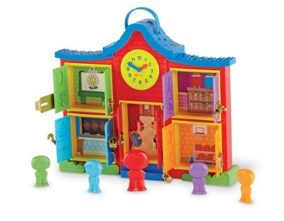 Latch & Learn School House  -