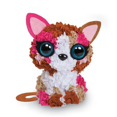 PlushCraft Calico Cat, 3D  -