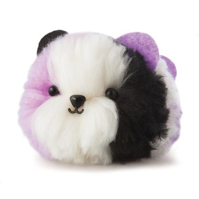 Fluffables Plum  -