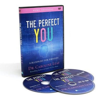 The perfect you dvd a blueprint for identity dr caroline leaf the perfect you dvd a blueprint for identity by dr caroline leaf malvernweather Choice Image