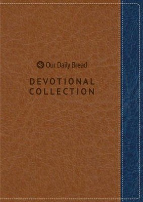 2019 Our Daily Bread Collection, imitation leather brown  -     By: Our Daily Bread