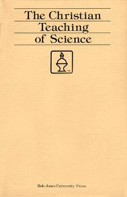 Christian Teaching of Science   -
