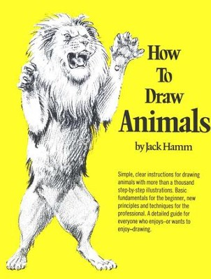 How to Draw Animals   -     By: Jack Hamm