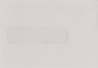 (CF12)Window Mailing Envelope, 100   -