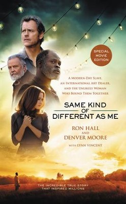 Same Kind of Different As Me, Mass Market   -     By: Ron Hall, Denver Moore, Lynn Vincent