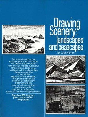 Drawing Scenery   -     By: Jack Hamm