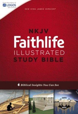 NKJV Faithlife Illustrated Study Bible, hardcover  -     Edited By: John D. Barry, Douglas Mangum, Derek R. Brown, Michael S. Heiser