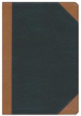 NKJV Faithlife Illustrated Study Bible--soft leather-look, black/tan (indexed)  -     Edited By: John D. Barry, Douglas Mangum, Derek R. Brown, Michael S. Heiser
