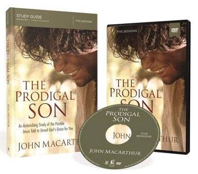 The Prodigal Son, Study Guide with DVD  -     By: John MacArthur