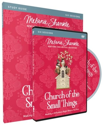 The Church of the Small Things, Study Pack (DVD & Study Guide)    -     By: Melanie Shankle