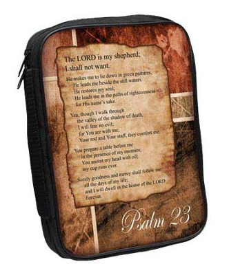 Psalm 23 Bible Cover  -