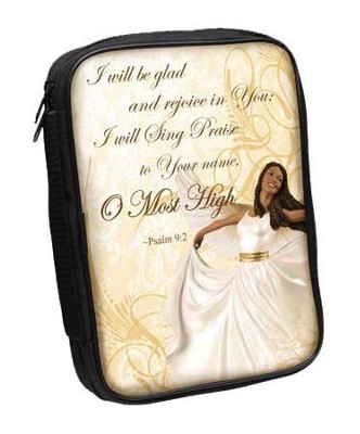 Psalm 9:2 Bible Cover  -