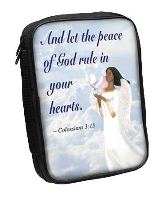 Colossians 3:15 Bible Cover  -