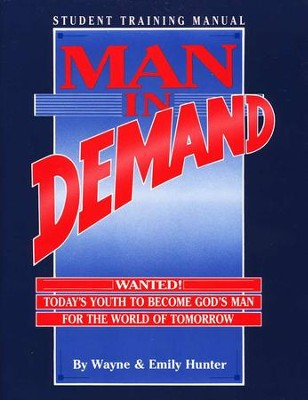 Man in Demand  -     By: Emily Hunter