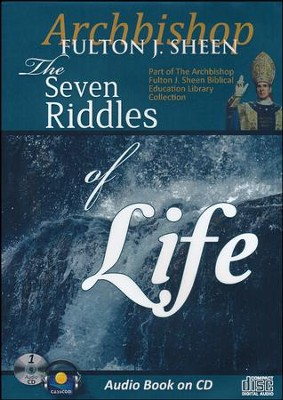 The Seven Riddles of Life, Audio Book on CD   -     By: Archbishop Fulton J. Sheen