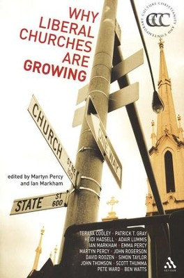 Why Liberal Churches Are Growing   -     By: Martyn Percy