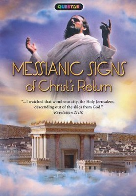 Messianic Signs of Christ's Return, DVD   -