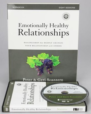 Emotionally Healthy Relationships DVD and Workbook   -     By: Peter Scazzero, Geri Scazzero