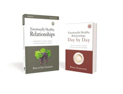Emotionally Healthy Relationships, Participant's Pack    -     By: Peter Scazzero, Geri Scazzero
