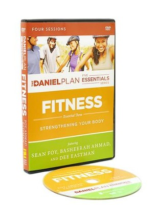 Fitness: A DVD Study   Daniel Plan Five Essentials Series  -     By: Sean Foy, Basheerah Ahmad, Dee Eastman