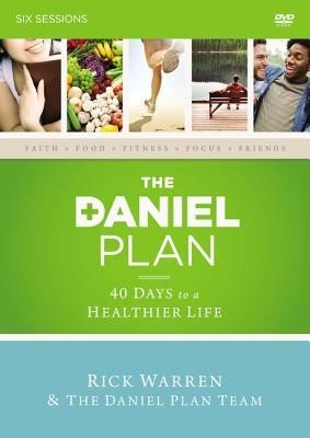 The Daniel Plan: 40 Days to a Healthier Life, DVD Study (6 Sessions)    -     By: Rick Warren, Daniel Amen M.D., Mark Hyman M.D.