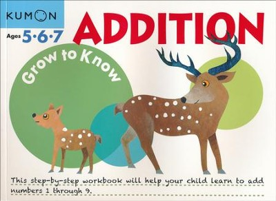 Grow to Know: Addition  -