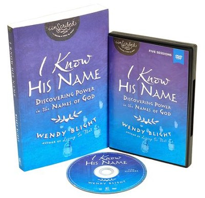 I Know His Name, Study Guide & DVD Pack   -     By: Wendy Blight